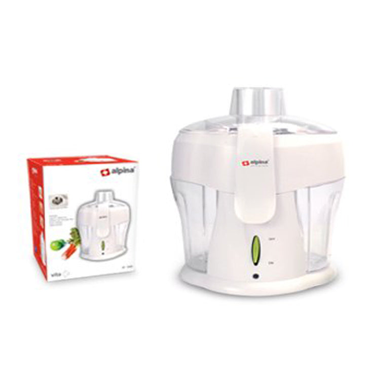 Alpina SF-3000 Juice Extractor Juicer 220-240 Volts 50/60Hz Export Only