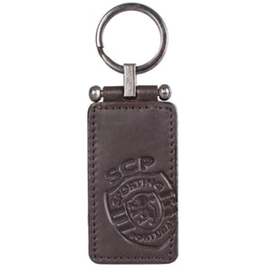 Sporting CP Leather Man Keychain Officially Licensed Product #3592