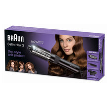 Braun AS330 Satin Hair 3 Hairstyler 220-240 Volts 50Hz Export Only