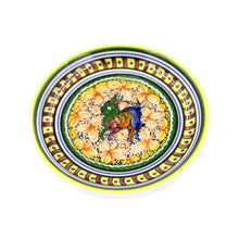 Load image into Gallery viewer, 4 Coimbra Ceramics Hand-Painted Decorative Plate Xvii Century Recreation #111-2