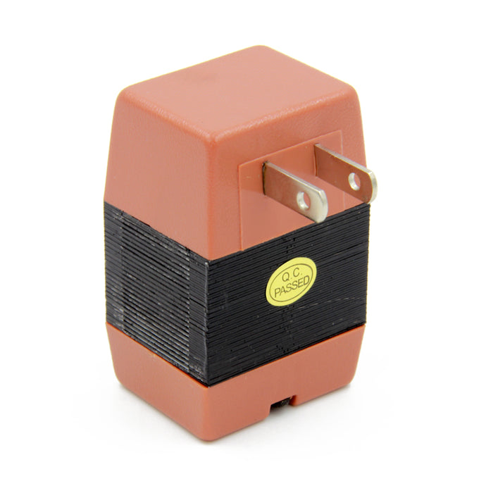 50F Travel Voltage Converter Transformer Step Up 120V-110V To 240V-220V Up To 50 WATT