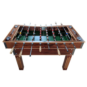 Portuguese Professional Exotic Wood Foosball Soccer Table Matraquilhos - Lisboa