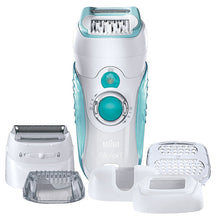 Braun Silk-épil SE7751 Wet & Dry Legs & Body Epilator 120/240 Volts