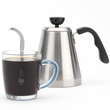 Load image into Gallery viewer, Bialetti Stainless Steel Stovetop Kettle 1.1 Qt./ 1 L