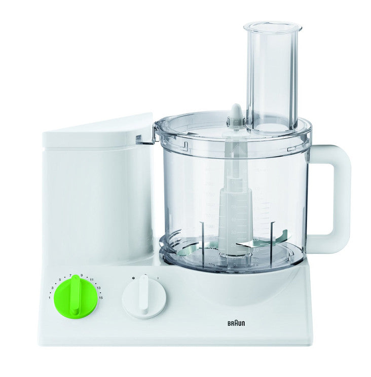 Braun FP3010 Tribute Collection Food Processor 220-240 Volts 50/60Hz Export Only