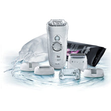 Braun Silk-épil 7681-WD Wet & Dry With Bikini Styler Epilator 120/240 Volts