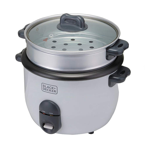 Black & Decker RC1860 7.6 Cup Rice Cooker 220 Volts Export Only