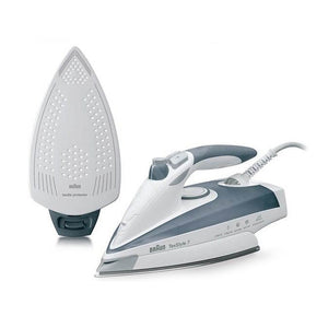 Braun TS775 TexStyle 7 Steam Iron 220 Volts Export Only