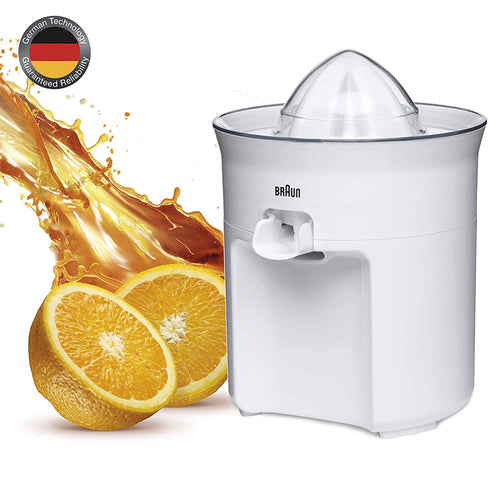 Braun CJ3050 Juicer Citrus Press 220 Volts Export Only