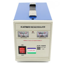 Load image into Gallery viewer, 1000W Watt Step Down 220 to 110 Power Voltage Converter Transformer Stabilizer