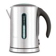Load image into Gallery viewer, Breville BKE700BSSUSC the Soft Top Pure Cordless Tea Kettle 110 Volts