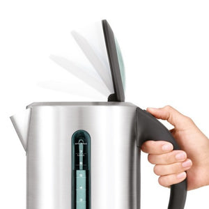 Breville BKE700BSSUSC the Soft Top Pure Cordless Tea Kettle 110 Volts