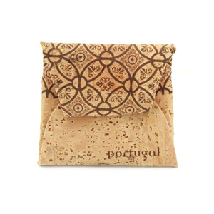 Handmade 100% Natural Portuguese Cork Coin Holder