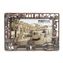 Load image into Gallery viewer, Portugal Themed Picture Photo Frame Souvenir