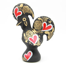 Hand-painted Traditional Portuguese Ceramic Decorative Fado Rooster