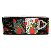 Load image into Gallery viewer, Portuguese Ceramic Twin Coffee Mug Souvenir From Portugal
