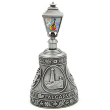 Load image into Gallery viewer, Zinc Alloy Hand Bell Souvenir From Portugal GS3481
