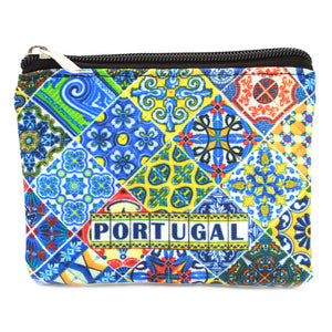 Traditional Portuguese Tiles Coin Holder GS3817