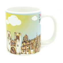 Load image into Gallery viewer, Portuguese Landmarks Ceramic Coffee Mug Souvenir From Portugal