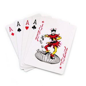 Traditional Portuguese Rooster Playing Cards With Gift Box