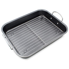Load image into Gallery viewer, Grilo Kitchenware Bakeware Roaster With Rack