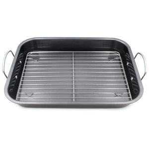 Grilo Kitchenware Bakeware Roaster With Rack
