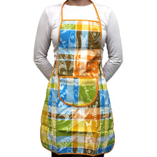 Load image into Gallery viewer, 100% Cotton Portuguese Sardines Kitchen Apron - Various Colors