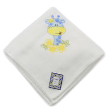 Load image into Gallery viewer, Mawiss Embroidered Baby Boy Cloth Diapers Made in Portugal - Set of 4
