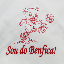 Load image into Gallery viewer, Mawiss Benfica Embroidered Baby Cloth Diapers Made in Portugal