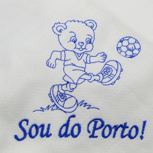 Mawiss FC Porto Embroidered Baby Cloth Diapers Made in Portugal