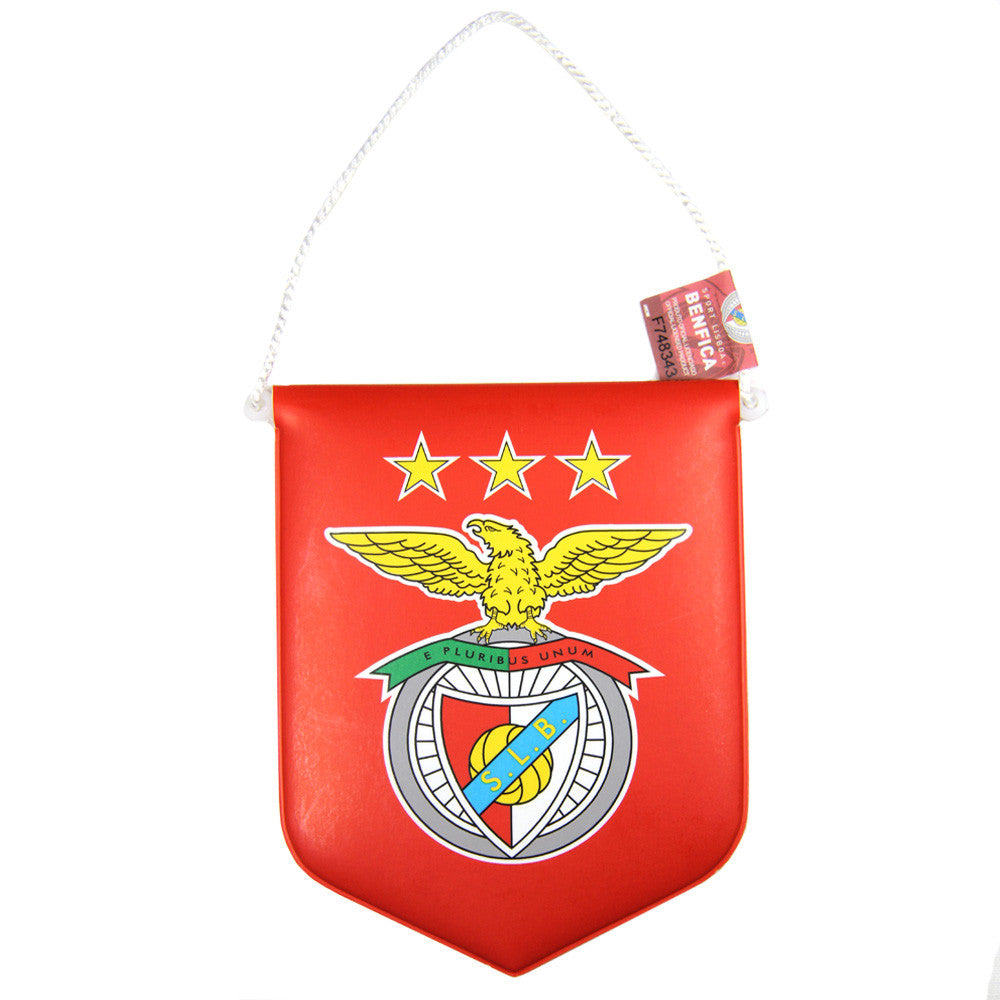 SL Benfica Officially Licensed Product Pennant