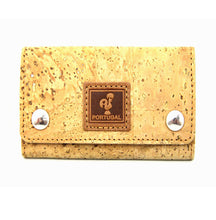 Key Wallet 100% Natural Portuguese Cork Made In Portugal
