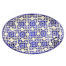 Portugal Gifts Hand-painted Ceramic Large Serving Platter