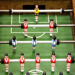 Foosball Table Child Safety Bars Rods Made in Portugal