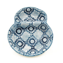 Load image into Gallery viewer, Hand-painted Traditional Portuguese Ceramic Olive Dish