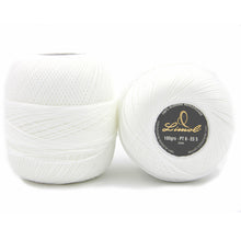 Limol 100 Grs 100% Mercerized Crochet Cotton Balls