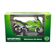Load image into Gallery viewer, Sporting CP Mini Motorcycle Officially Licensed Product