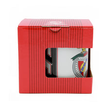Load image into Gallery viewer, SL Benfica Coffee Mug With Gift Box Officially Licensed Product Ref BEN200.46