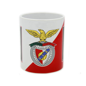 SL Benfica Coffee Mug With Gift Box Officially Licensed Product Ref BEN200.46