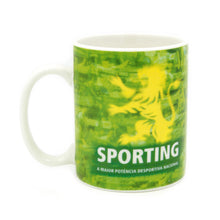 Load image into Gallery viewer, Sporting CP Coffee Mug With Gift Box Officially Licensed Product Ref 335
