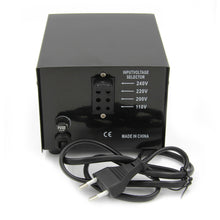 Load image into Gallery viewer, 500W Watt 110 to 220 Electrical Power Voltage Converter Transformer 220 to 100