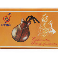 Load image into Gallery viewer, Semi-professional Flamenco Jale Spanish Castanets 108 N. 5 Castañuelas
