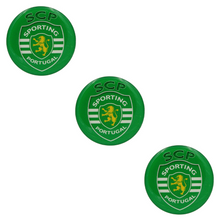 Load image into Gallery viewer, 2 Inch Round Sporting CP Resin Domed 3D Decal Car Sticker - Set of 3