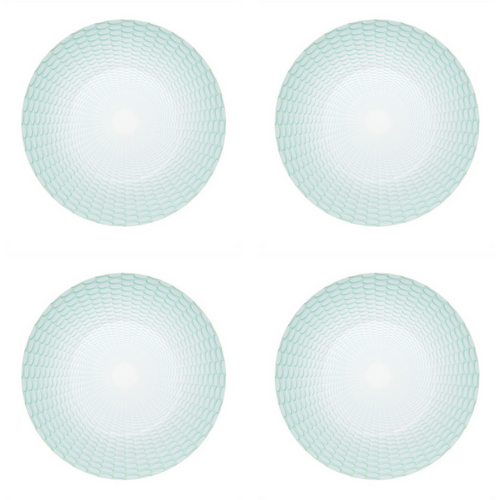 Vista Alegre Venezia Porcelain Bread & Butter Plate Set of 4