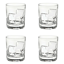 Load image into Gallery viewer, Vista Alegre Crystal Portrait Old Fashion - Set of 4