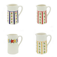 Load image into Gallery viewer, Hand-painted Traditional Portuguese Pottery Ceramic Pitcher