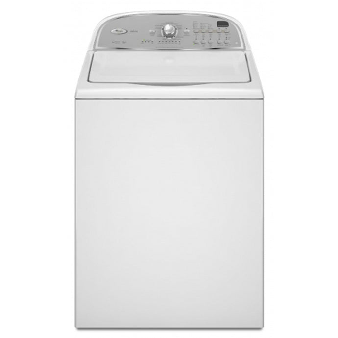 Whirlpool WTW5700XW Top-Load Washer 220-240 Volts 50Hz Export Only