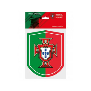 Portugal National Team Sticker FPF Official Emblem #XPTAFPF03