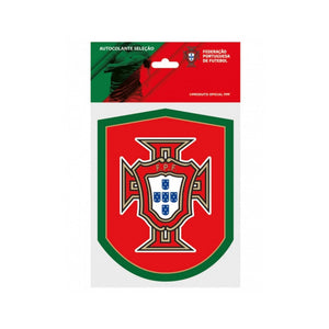 Portugal National Team Sticker FPF Official Emblem #XPTAFPF06