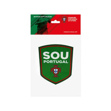 Load image into Gallery viewer, Portugal National Team Sticker FPF Official Emblem Sou Portugal
